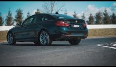 BMW 440i Gran Coupé (F36) - OPF/GPF with an Akrapovič exhaust system