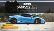 The New XPEL ULTIMATE PLUS Paint Protection Film