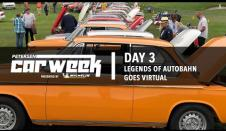 LEGENDS OF AUTOBAHN & BMW X3e FIRST LOOK | PETERSEN CAR WEEK DAY 3 EP.2