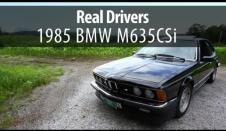 Real Drivers: 1985 BMW M635CSi Euro