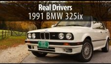 Real Drivers: BMW 325ix (E30)
