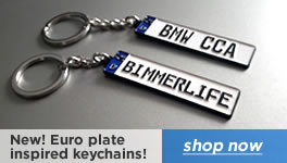 New Euro Tag Inspired Keychains!
